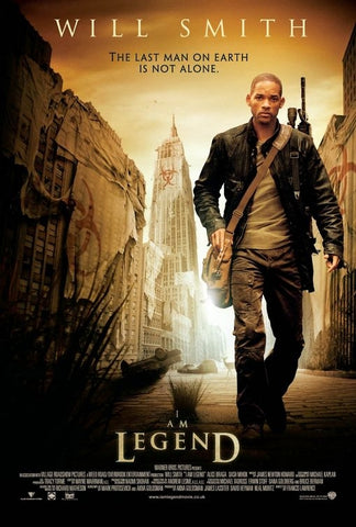 I Am Legend (UV HD / MA HD)