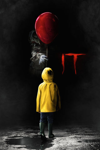 IT (2017) (UV Instawatch 4K) Will port to MA and Itunes  *Read Description*