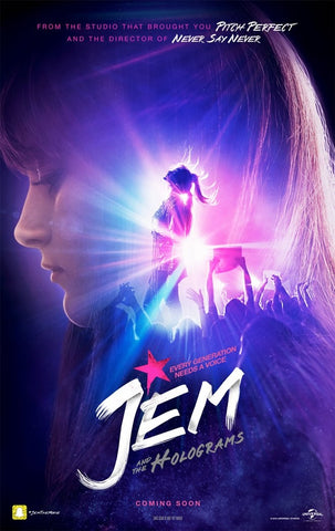 Jem and the Holograms (Itunes HD)