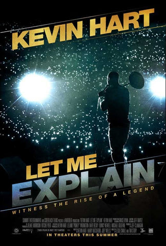 Kevin Hart: Let Me Explain (HD UV)