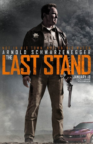 The Last Stand (UV HD)