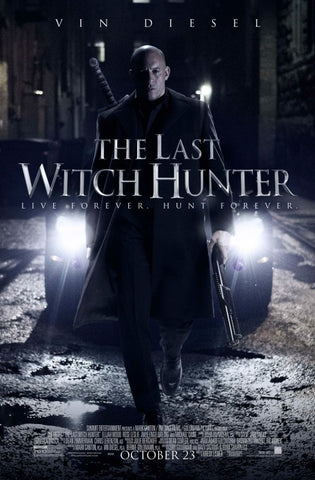 The Last Witch Hunter (UV HD)