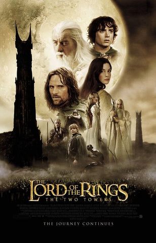 The Lord of the Rings: The Two Towers (UV HD)