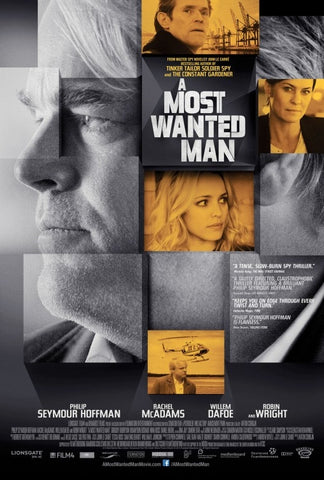 A Most Wanted Man (UV HD)