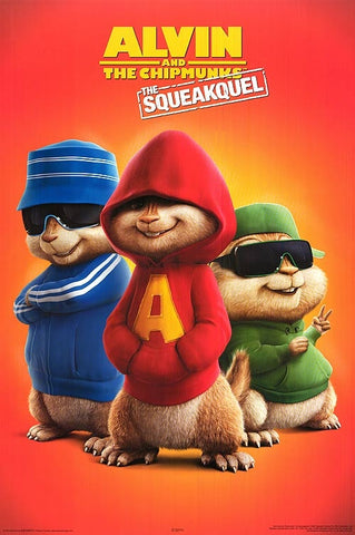 Alvin and the Chipmunks: The Squeakquel [UltraViolet HD]