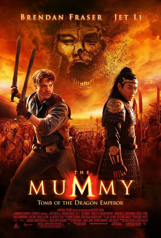 The Mummy Tomb of the Dragon Emperor (UV HD)