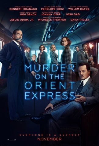 Murder On The Orient Express (UV HD)