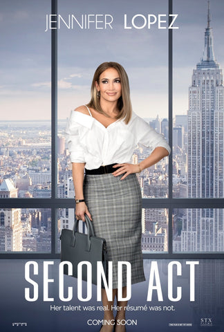 Second Act (iTunes HD)