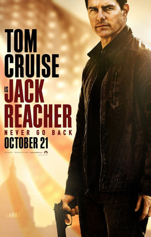 Jack Reacher Never Go Back (iTunes 4K)