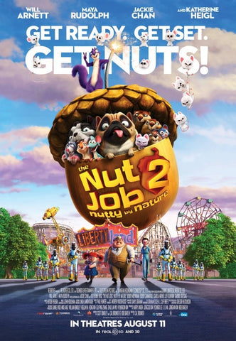 The Nut Job 2 Nutty By Nature (UV HD)