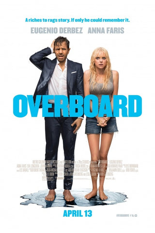 Overboard (UV HD or Itunes HD)