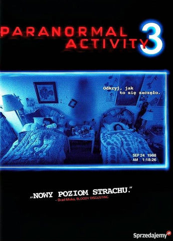 Paranormal Activity 3 (ITunes HD)