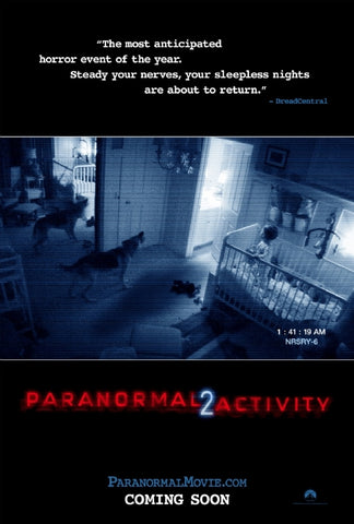 Paranormal Activity 2 (ITunes HD)