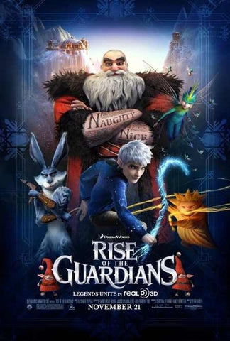 Rise Of The Guardians (UV HD)