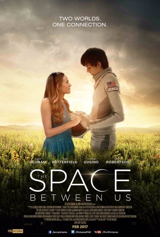 The Space Between Us (UV HD)