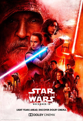 Star Wars The Last Jedi (Google Play)