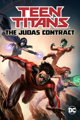 Teen Titans: The Judas Contract (UV HD)