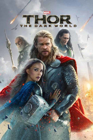 Thor The Dark World (MA HD/Vudu HD/iTunes via MA)