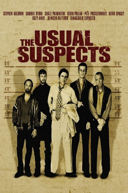 The Usual Suspects [UltraViolet HD Google Play HD]