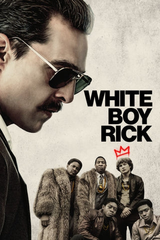 White Boy Rick [UltraViolet HD or iTunes via Movies Anywhere]