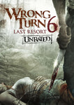 Wrong Turn 6: Last Resort Unrated [Movies Anywhere HD, Vudu HD or iTunes HD via Movies Anywhere]