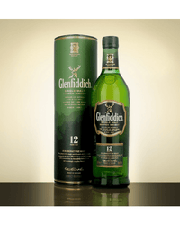 Glenfiddich 12 år Single Malt 70cl