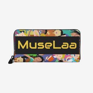 MuseLaa Heavy Duty and Strong premium PU Leather Wallet