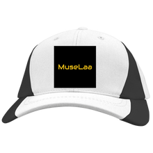 Load image into Gallery viewer, MuseLaa Youth Mid-Profile Colorblock Cap