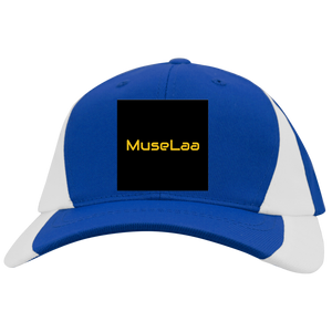 MuseLaa Youth Mid-Profile Colorblock Cap