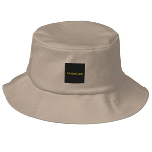 MuseLaa Old School Bucket Hat