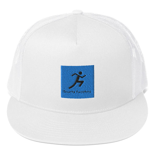 Sports Tweeting Trucker Cap