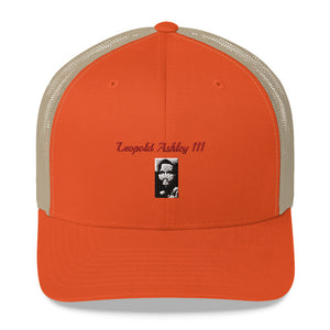 Leopold Ashley 111 Trucker Cap