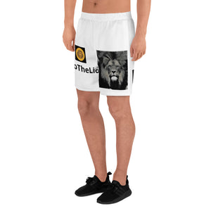 LeoTheLion (MuseLaa) Men's Athletic Long Shorts