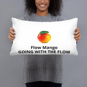 Flow Mango | Going With The Flow Basic Pillow