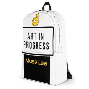 Art In Progress (MuseLaa) Backpack