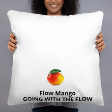 Load image into Gallery viewer, Flow Mango | Going With The Flow Basic Pillow