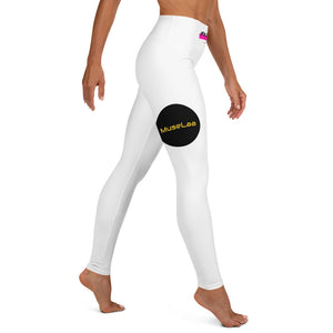 MuseLaa Deliberate Yoga Leggings (Done with intent)