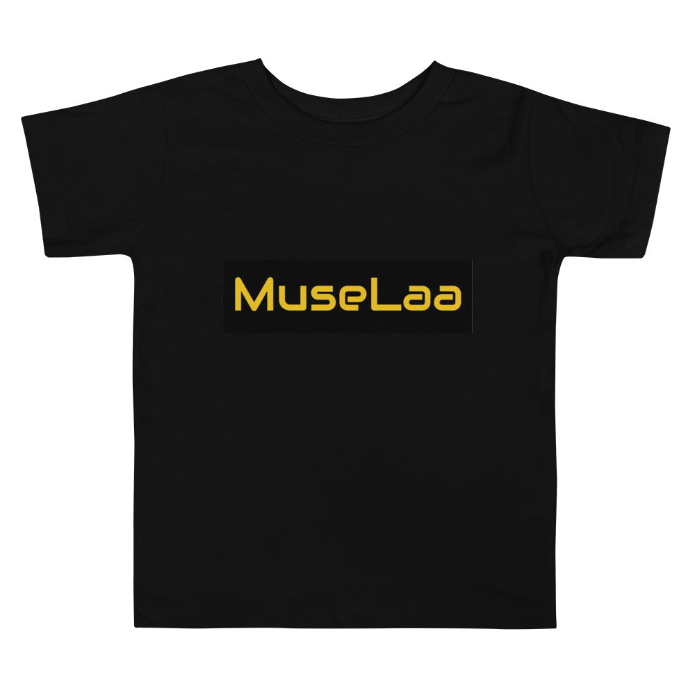 MuseLaa Toddler Short Sleeve Tee