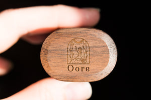 Sustainable eco friendly oore ring box