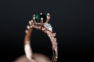 Custom listing queen of the sea ring