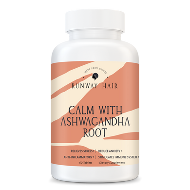Calm with Ashwagandha Root, 1 serv. size