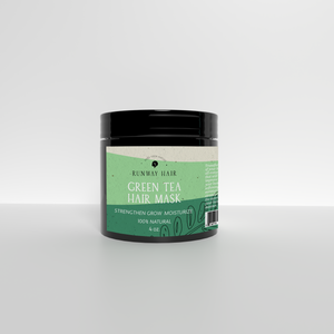 Green Tea Grow & Stimulate Hair Mask