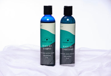 8oz Shampoo & Conditioner Set