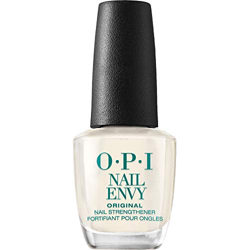 OPI Nail Strengthener, Original Nail Envy Nail Strengthener Treatment, 0.5 Fl Oz