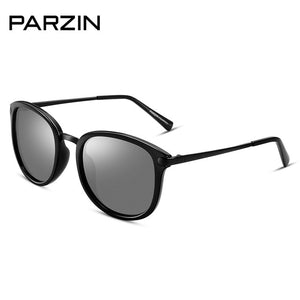 PARZIN 2019 New Sunglasses Women Luxury Brand Coating Mirror Polarized Sunglasses for Driving Sexy Lady