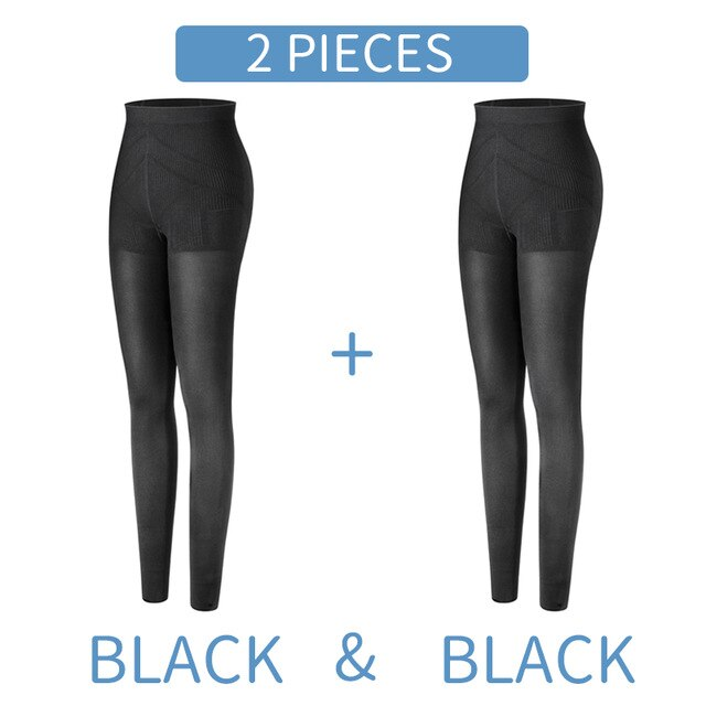 Shapewear Body Shaper Compression Anti Cellulite Leggings Leg Shapers Tummy Slimming Sheath Woman Sculpting Thigh Slimmer Pants