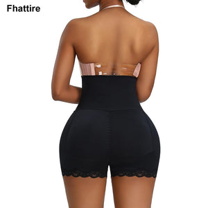 New Butt lifter buttock waist trainer tummy Body shaper modeling strap shapewear slimming underwear reductive strip ass hip pads
