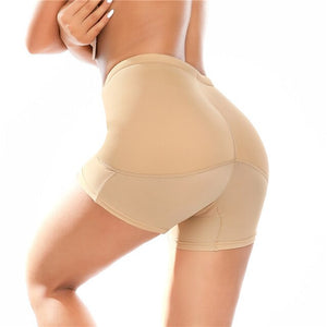 Fake Ass Invisible Seamless Butt Lifter Panties Women Body Shaper Panties Shapewear Hip Enhancer Booty Padded Push Up Underwear