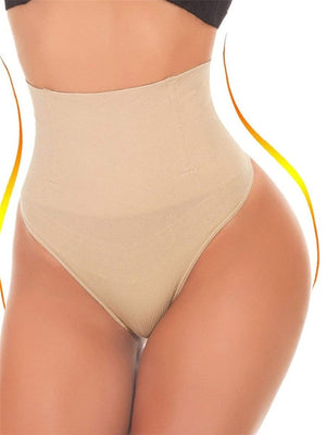 Sexy Butt Lifter Waist Trainer Slimming Underwear for Women Body Shaper Belt Tummy Control Panties Thong Brief Shapewears