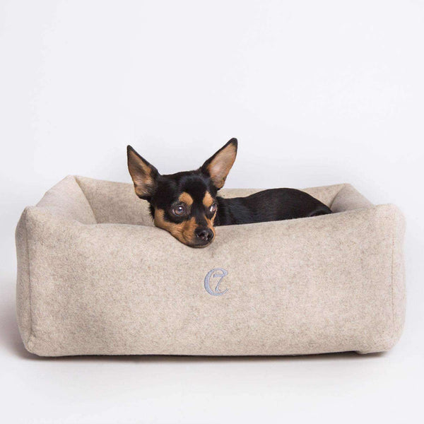 Cloud7 hundeseng Deluxe Little Nap Uld Filt (4626423742597)